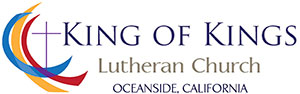 King of Kings Lutheran Church Logo